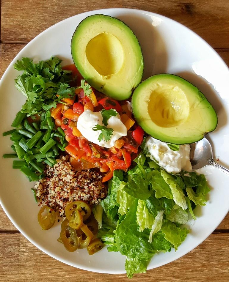 Meatless Monday Vegetarian Chili dish.jpeg