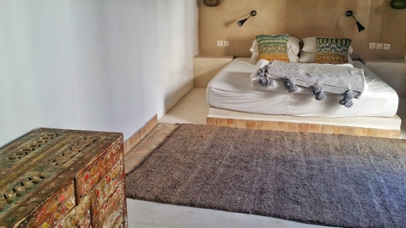 Hotel room marrakesh